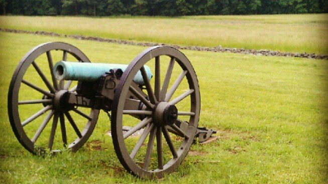 Gettysburg Preps Security for 150th Anniversary