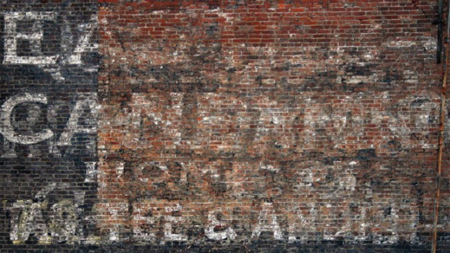 Painters Brush New Life Into Philly 'Ghost Signs'