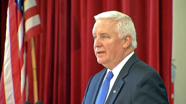 Corbett Says He'll Pick Stevens for Pa. High Court