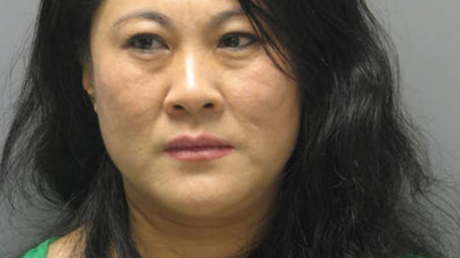 Masseuse Allegedly Offered Undercover Officer Sex
