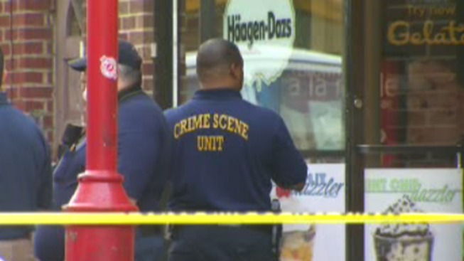 Police Nab Ice Cream Shop Shooter: Sources