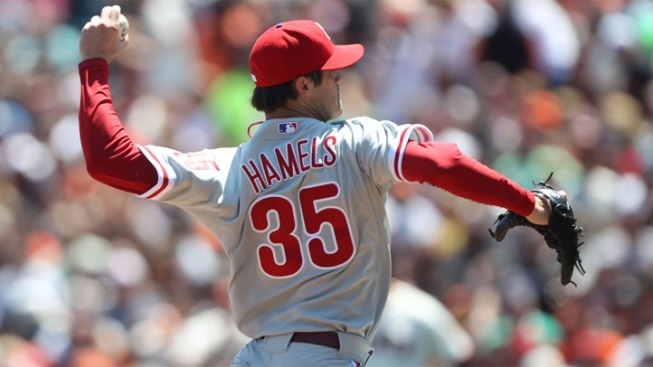 Phils Slay Giants for 9th Straight Win