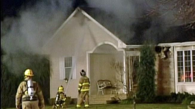 House Fire Guts Hammonton Home