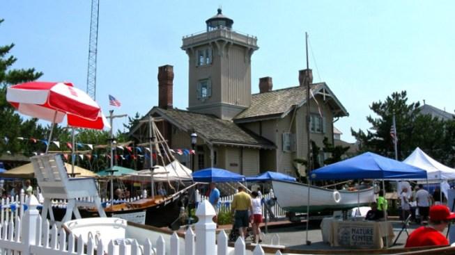 Preservation Effort Keeps NJ Lighthouse Shining