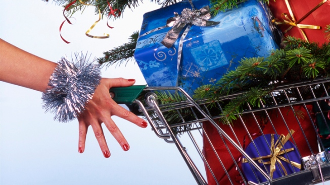 Holiday Shopping Spree Not for Everyone