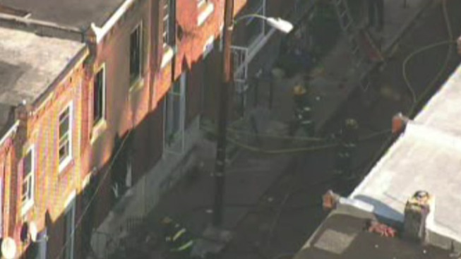 1 Dead, 1 Hurt, in Kensington House Fire