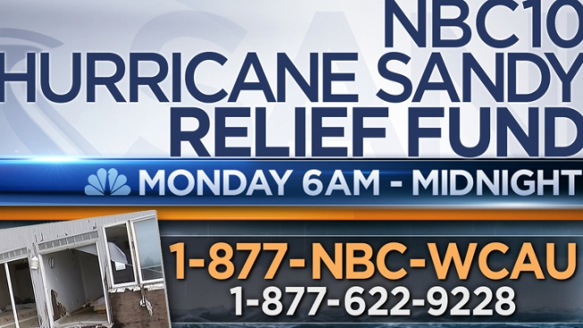 NBC10 Hurricane Relief Fund
