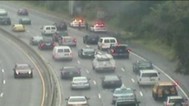 2 Hurt in I-76 Car Crashes