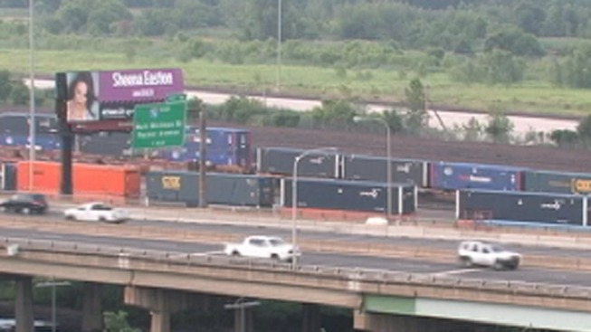 Broad Street Ramp to I-95 North Closed for the Weekend