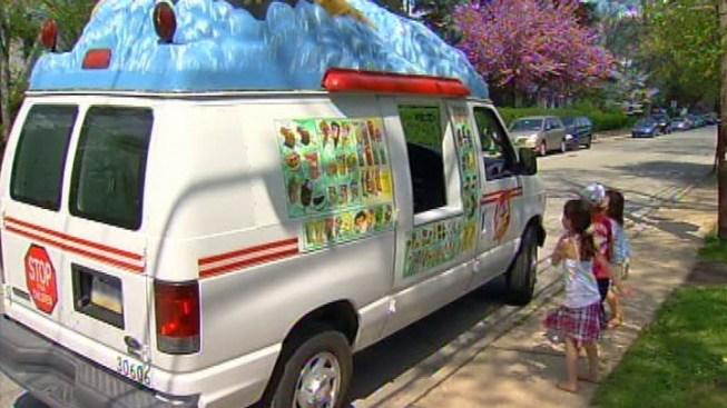 Cops Find Urine, Wine in Ice Cream Truck