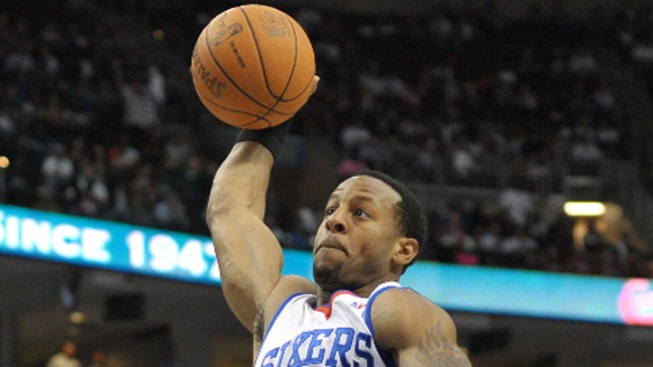 Iggy's Triple-Double Helps 76ers Down T'Wolves
