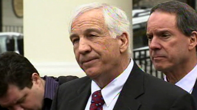 AG Changes Date of Sandusky Shower Allegation