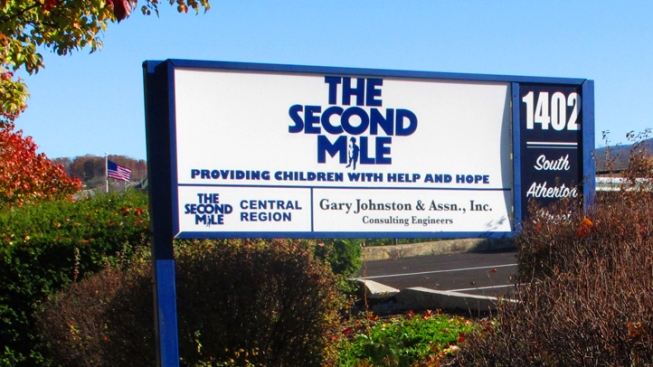 Second Mile Tells Donors: Give Elsewhere