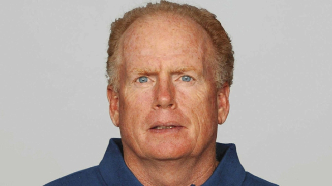 Eagles D-Line Coach Jim Washburn Fired