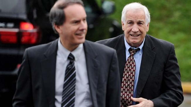 Sandusky's Lawyer Files Notice of Appeal