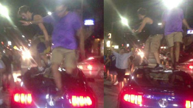 2 Students Charged With Damaging Car During UDel Party