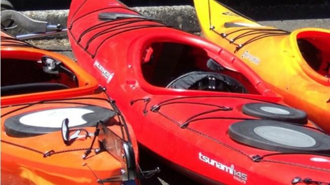 Missing Kayaker's Body Found