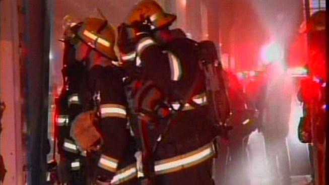 Elderly Man Dead in Kensington Fire