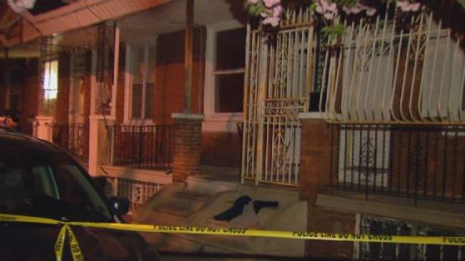 Man in Critical After Kensington Shooting