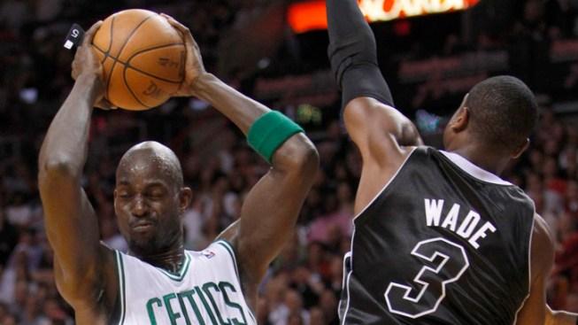 Celtics Shoot Past Heat, 115-107