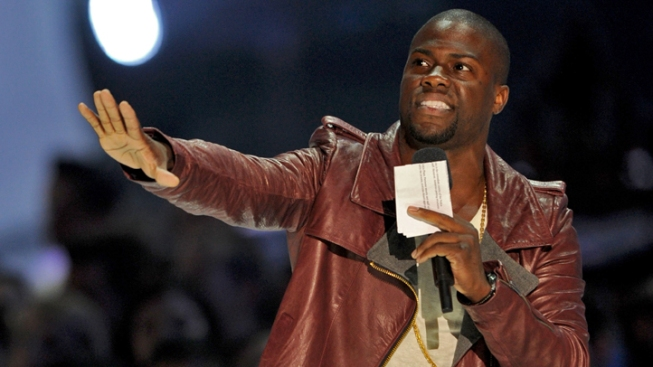 Philly's Kevin Hart to Host VMA's