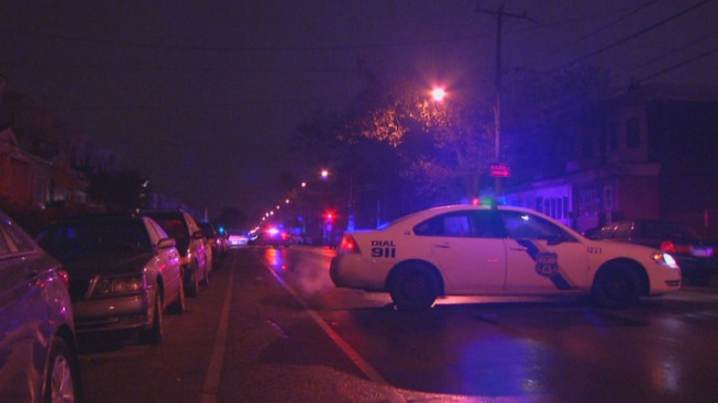 2 Men Struck in Double Shooting