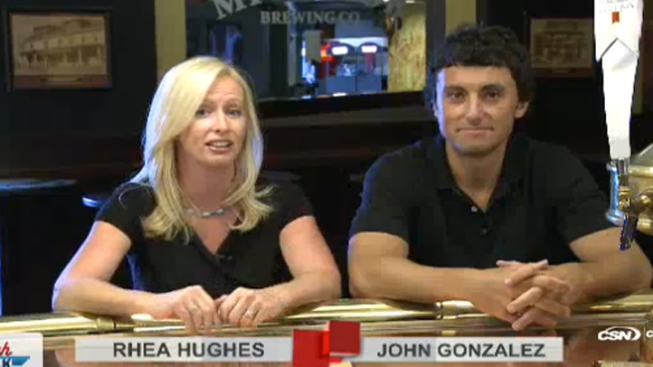 Lunch Break: Gonzo and Rhea Discuss the Playoffs