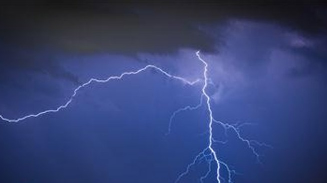 TV Explodes, Girl Hurt After Possible Lightning Strike