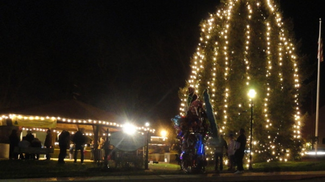 Spotlight! Malvern's Victorian Christmas