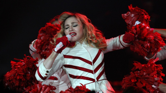 Madonna Sued in Russia for Supporting Gays