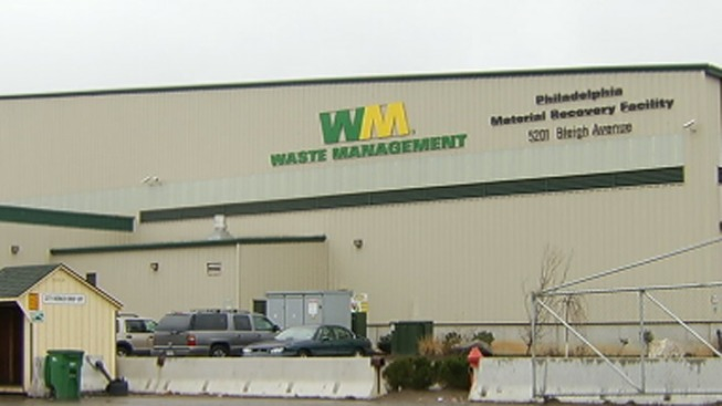 Man, 60, Found Dead at Mayfair Waste Management Facility