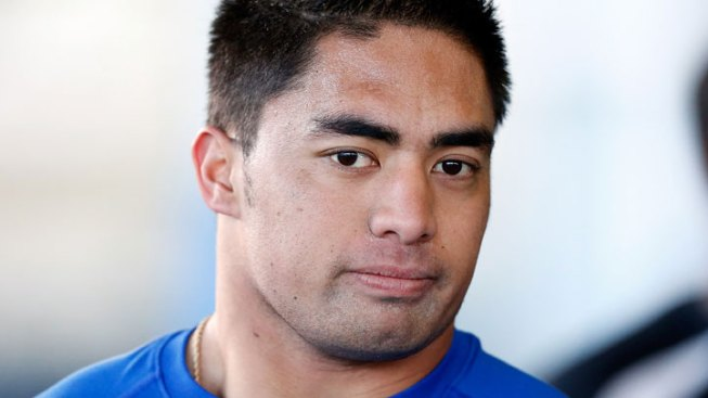 Te'o Doing Tough Balancing Act at NFL Combine