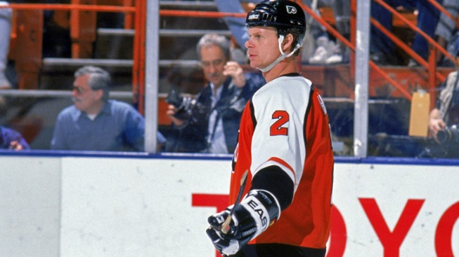 Flyers Legend Enters the Hall of Fame