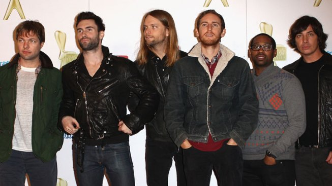 Maroon 5 To Headline Revel's Inaugural Concert in AC