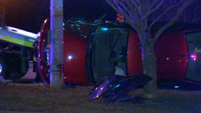 2 Seriously Hurt After Cars Collide in Marple Township