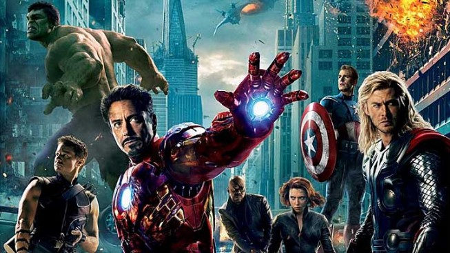 Avengers Sequel Will Hit Theaters in 2015