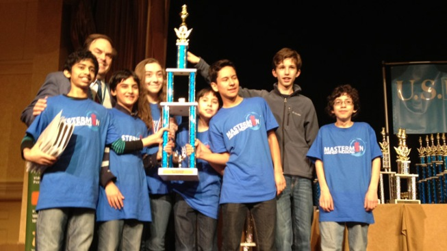Local Team Makes The Right Moves, Brings Home National Chess Title