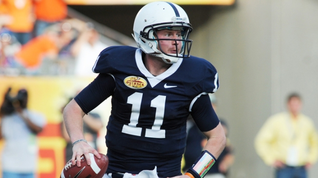 McGloin, Mauti Lead Penn State Over Temple 24-13