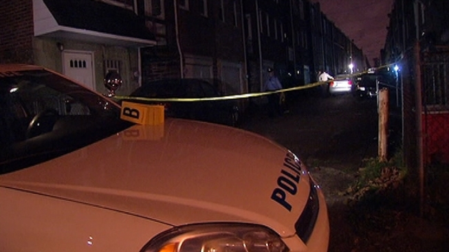 Couple Walking With Toddler Robbed, Victim Shot
