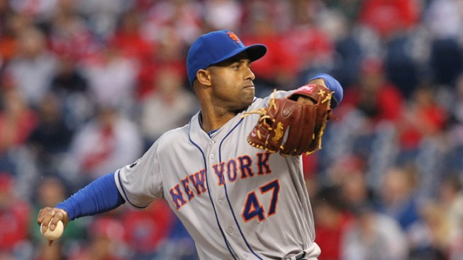 Phils Fall to Mets