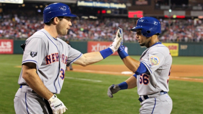 Mets Sweep Phillies