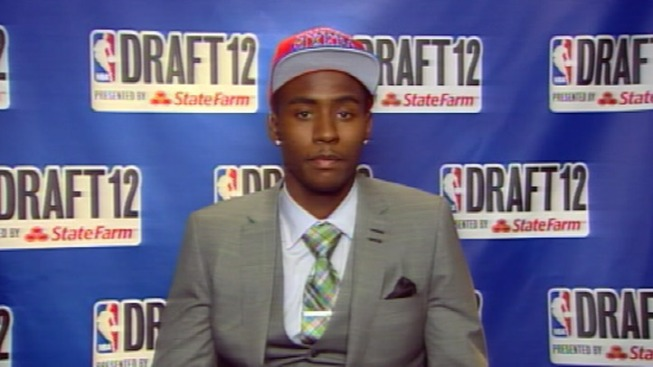 Sixers Select Maurice Harkless With 15th Pick in NBA Draft