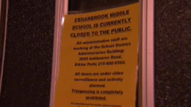 Cheltenham Middle School to Open Late Due to Mold