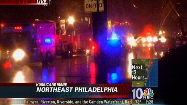 1 Dead, 1 Injured After Power Line Traps 2 in Northeast Philly