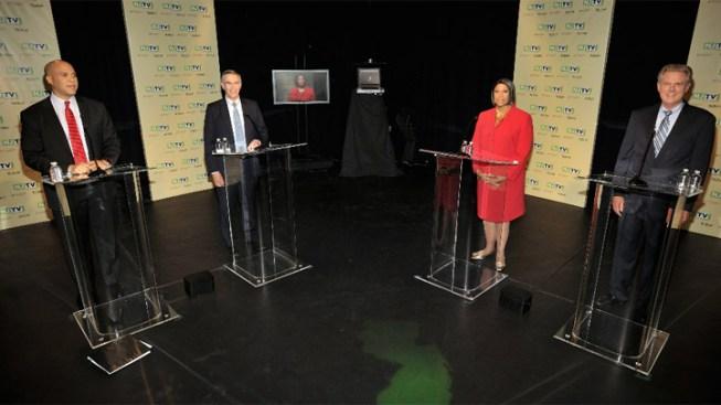 4 NJ Democrats in 1st Debate for US Senate Race