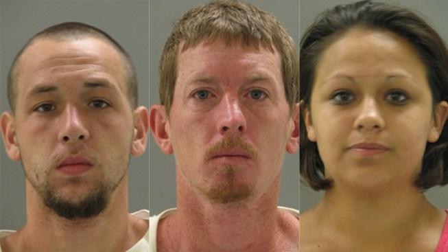 3 Arrested for 16 New Castle Burglaries