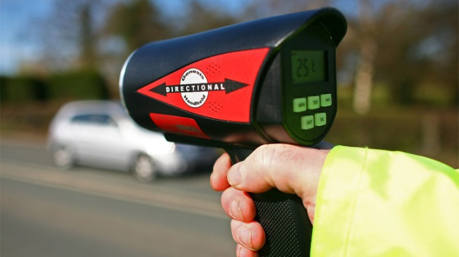 No Radar Guns Allowed for Some Pa. Police
