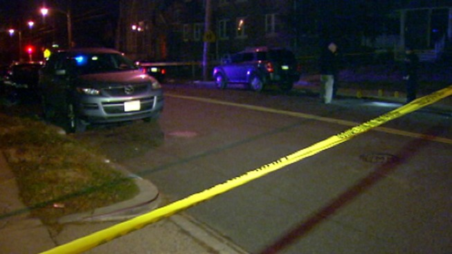Man Shot Twice, Dumped Out of Van: Cops