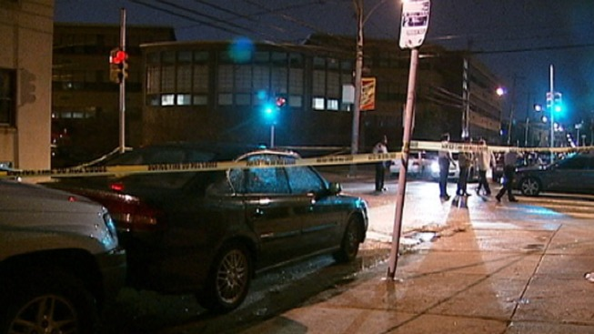 Man Stabbed in North Philadelphia