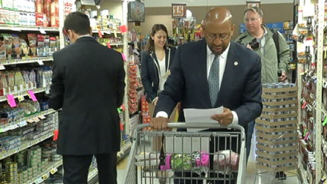 Locals Complete Food Stamp Challenge